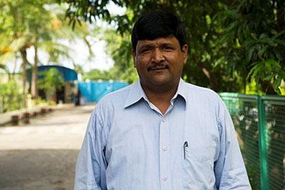 Р. В. Равихандран (R. V. Ravichandran), генеральный директор по операциям в компании Appasamy Associates Group